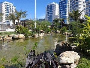 Filtro para lagos da Cubos em condomínios residenciais