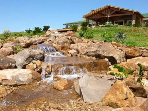 Bombas para lagos para cachoeiras de lagos ornamentais