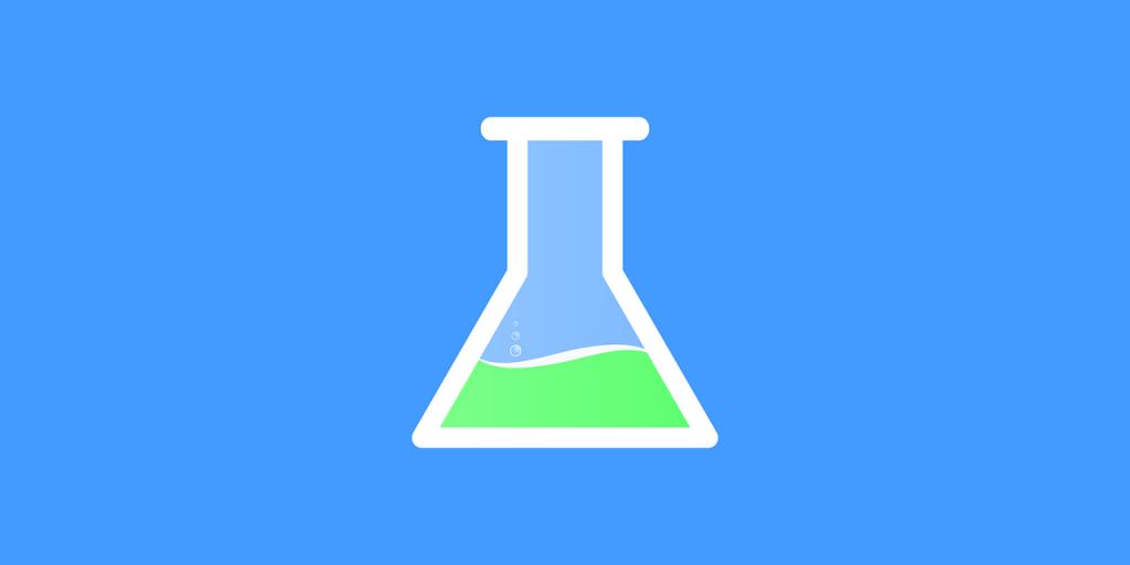Química da água do lago ornamental