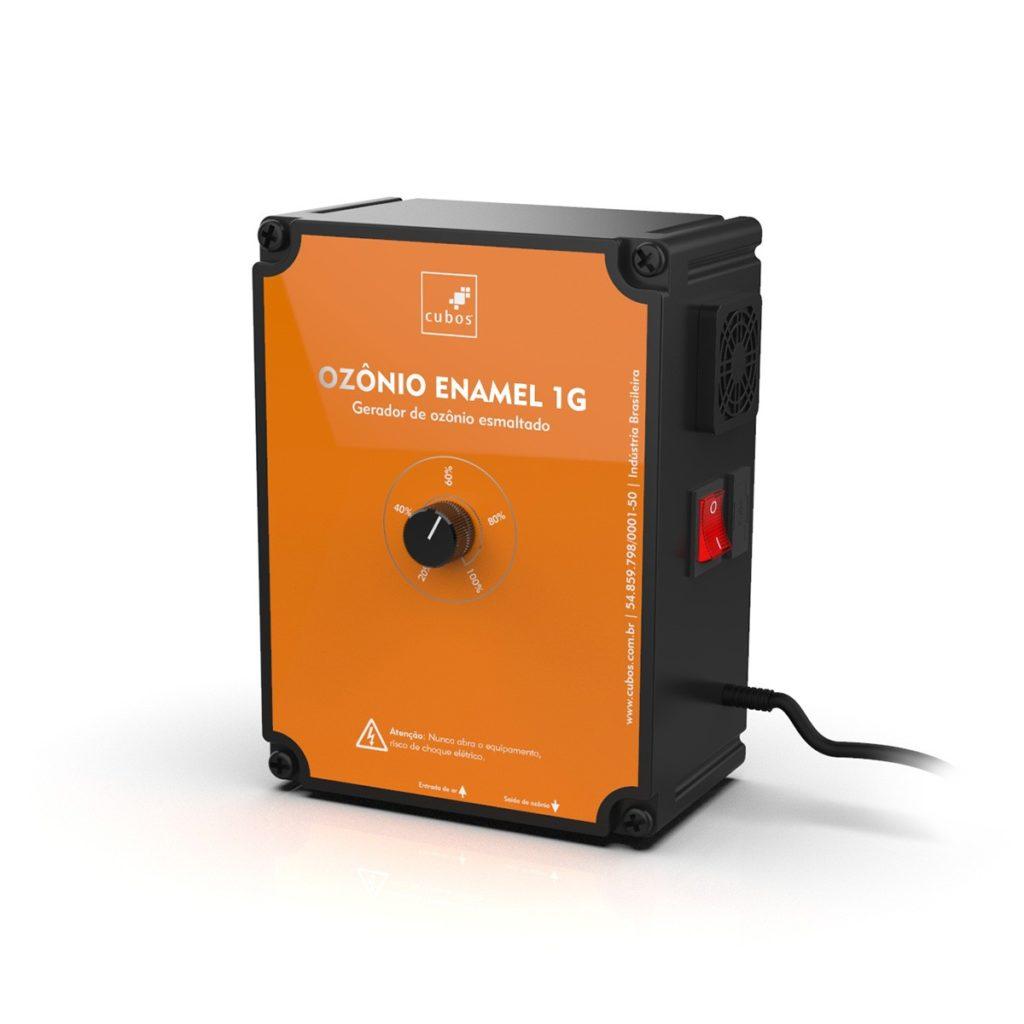 Gerador de ozônio para lagos